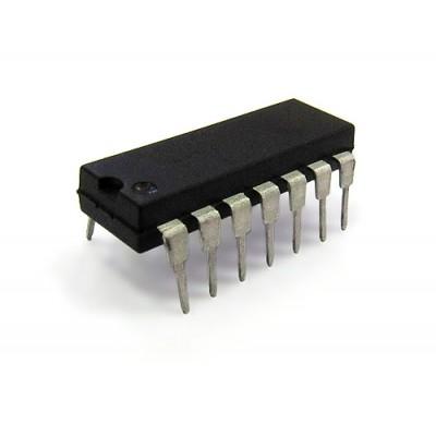 Логическая микросхема 74AC04